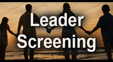 Leader Screening button