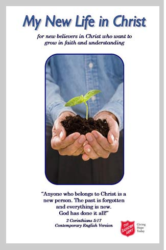 My New Life in Christ book cover
