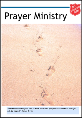 Prayer Ministry book cover