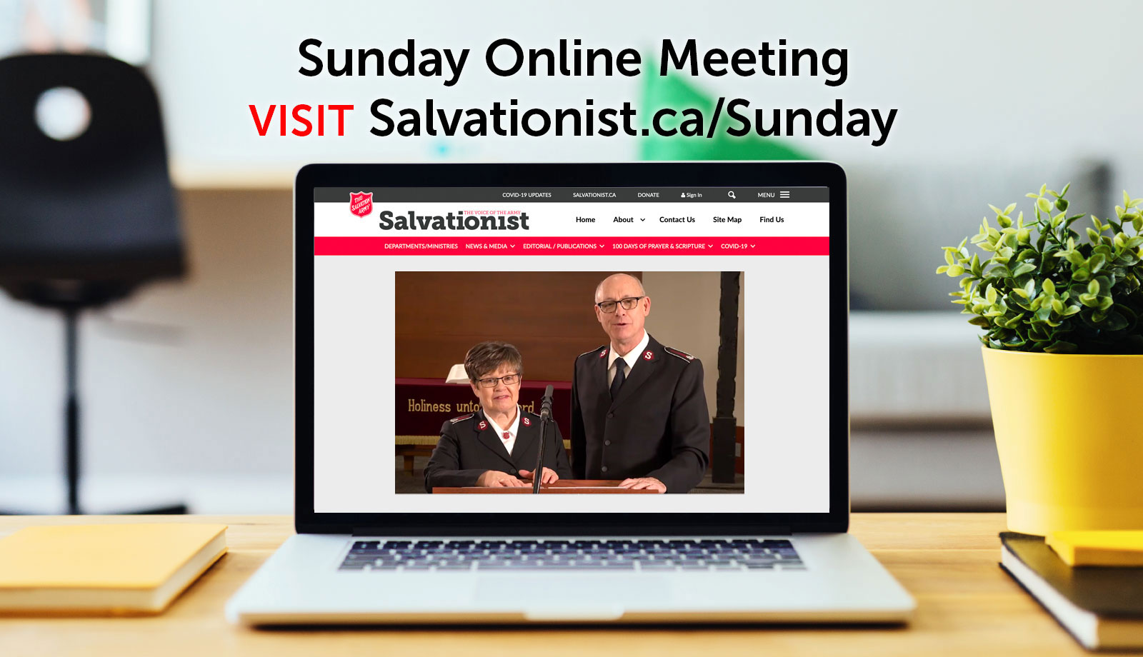 Sunday Meeting April 5