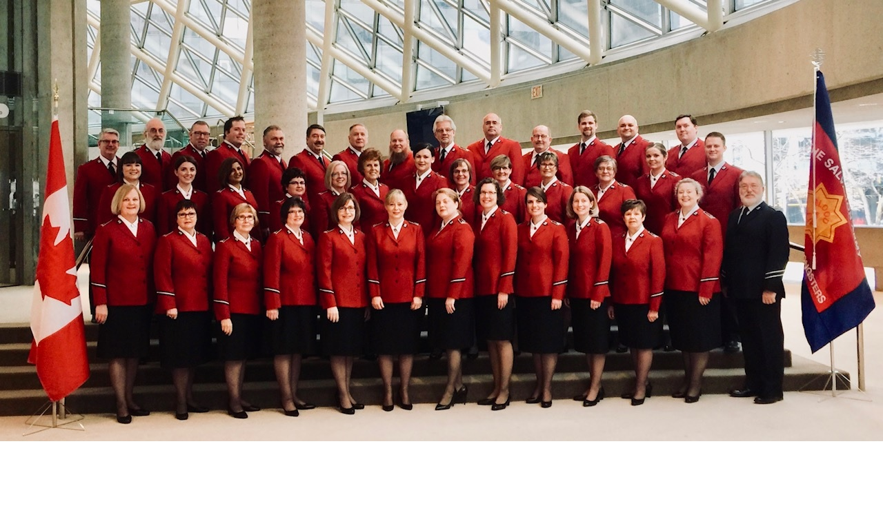CSS Roy Thomson Hall Red Jackets