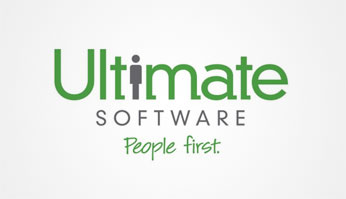image of Ultimate software logo