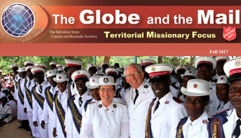 Missionary Focus Newsletter