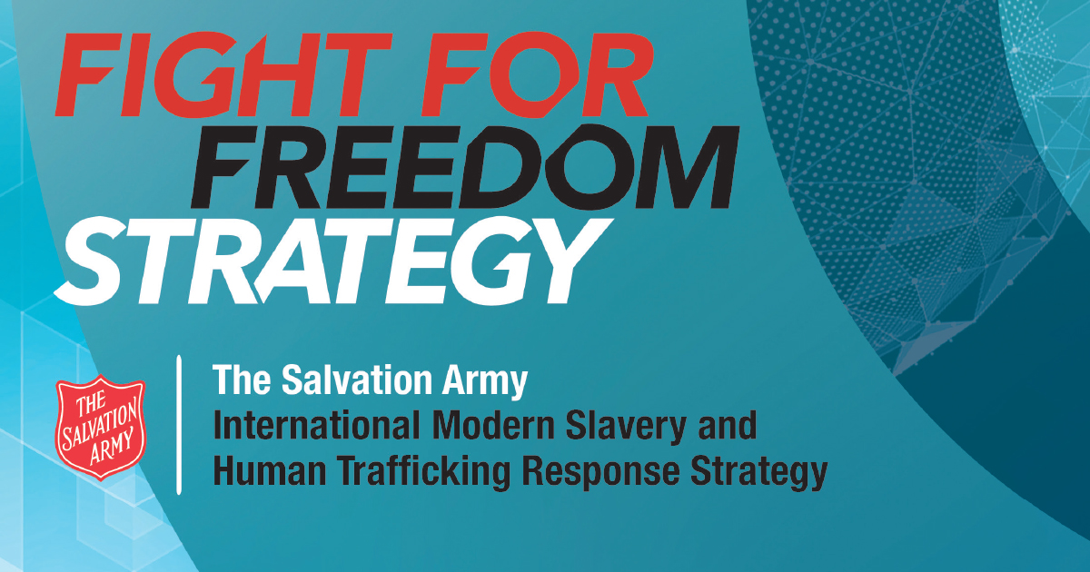 International Fight For Freedom Strategy