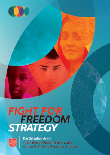 Fight for Freedom International Strategy