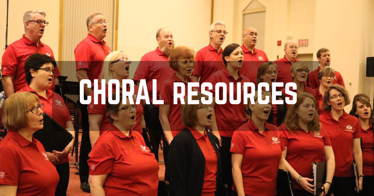 Choral Resources