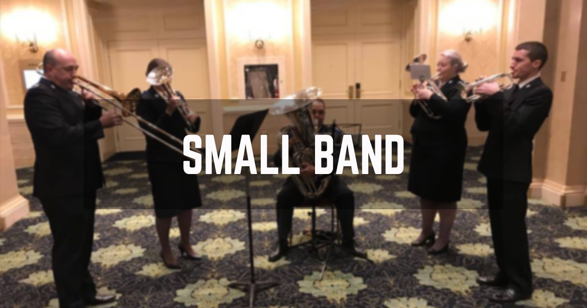Small Bands