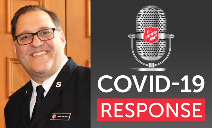 COVID-19 Response Podcast with Guest Glenn van Gulik