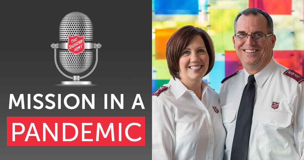 Mission in a Pandemic Podcast with Commissioners Floyd and Tracey Tidd