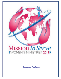 Mission to Serve 2018 Promotional Material