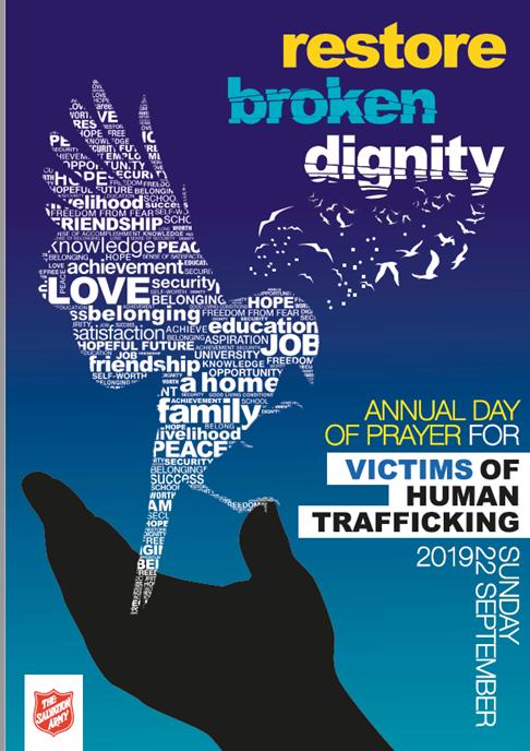 2019 Anti-Human Trafficking