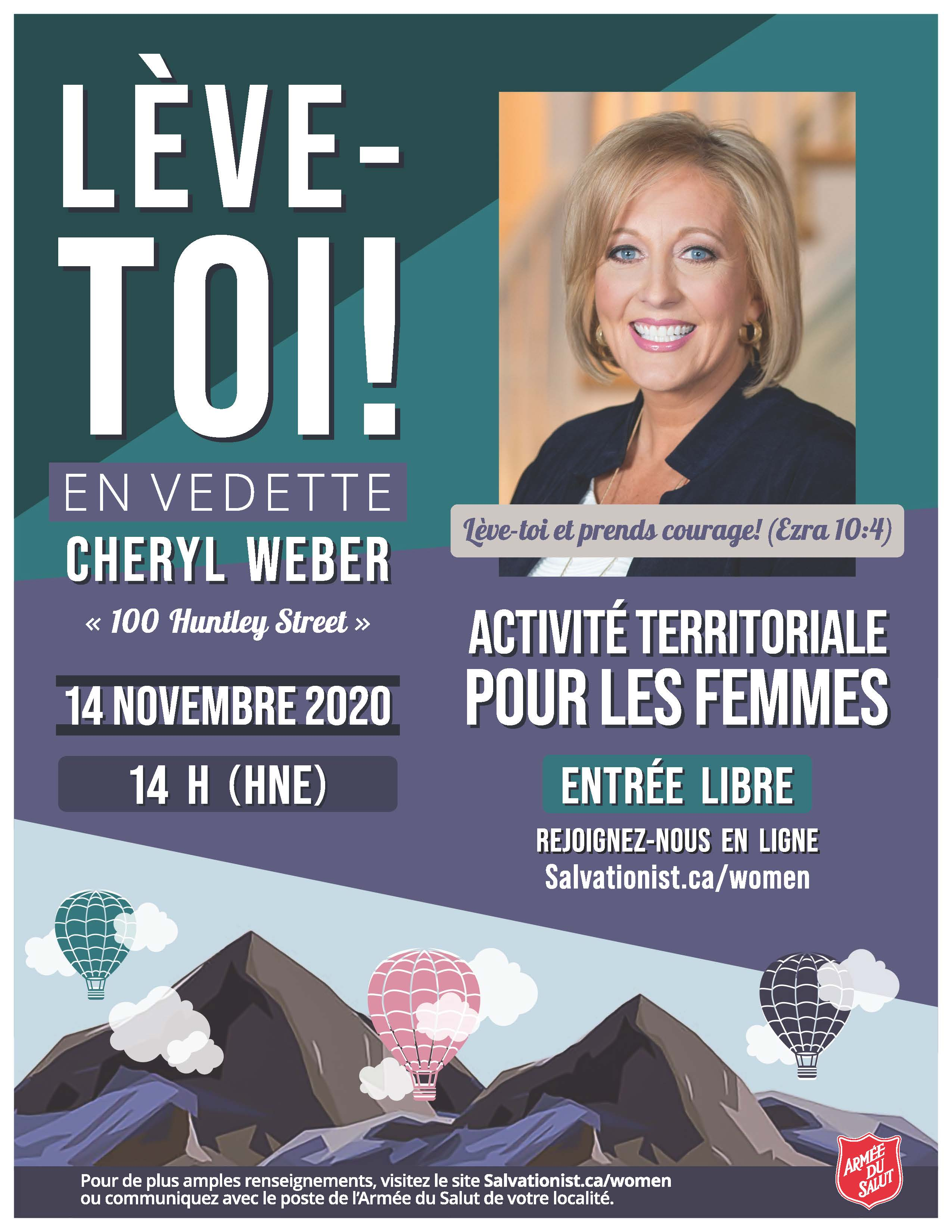 Leve-Toi! Poster PDF