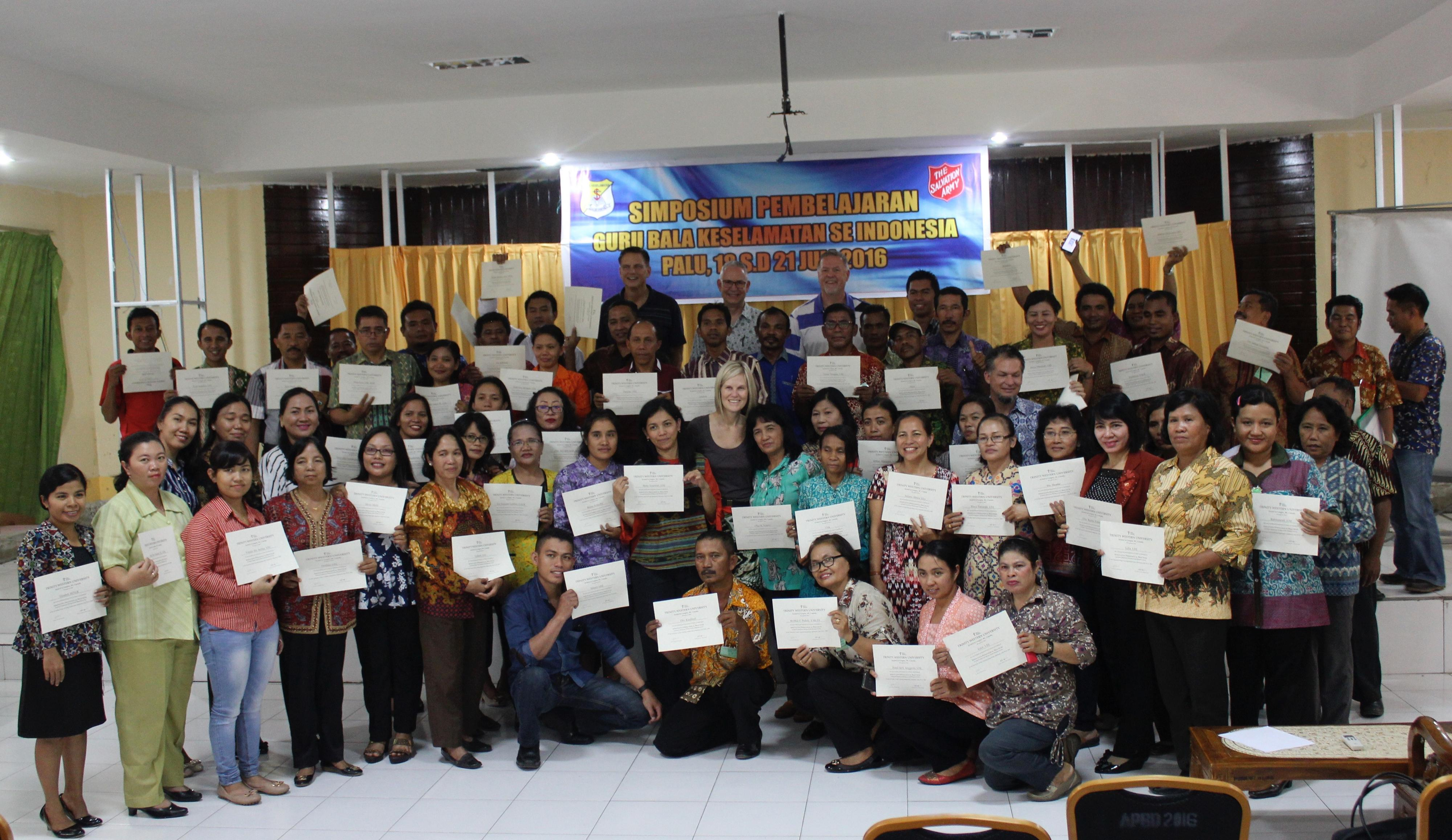 Indonesia Teacher Training