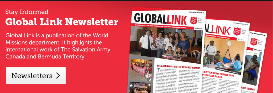 Link to Global Link newsletters