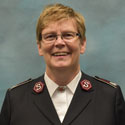 photo of Lt-Colonel Debbie Graves