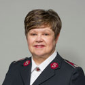 Lt-Colonel Wendy Waters