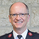 The Salvation Army - Salvationist.ca - Cabinet - Jamie Braund