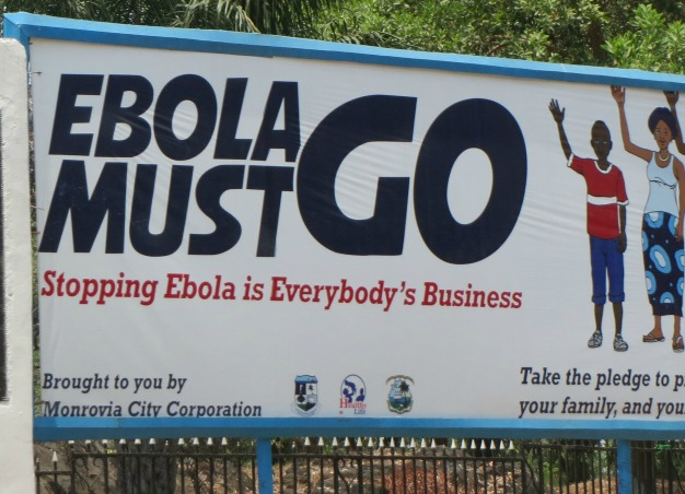 Ebola Crisis Team Continues Work in West Africa